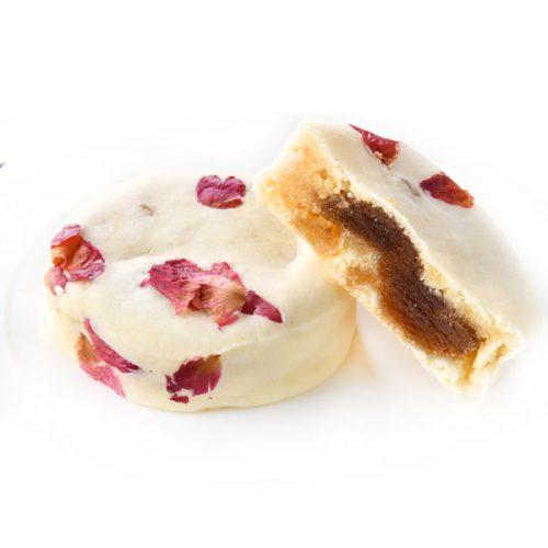玫瑰露雪餅